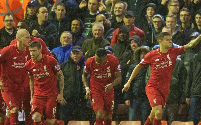 One tweet that sums up every Liverpool player performance v Crystal Palace