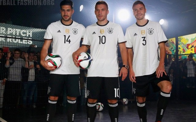 Video: Emre Can pulls off outrageous trick shot in Germany training