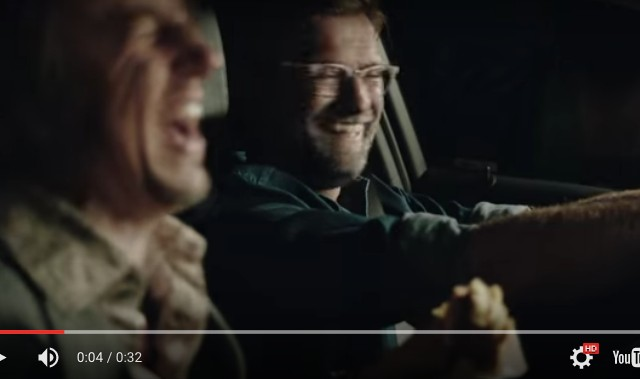 (Video) Jurgen Klopp stars in Vauxhall Astra advert – delivers customary manic laugh