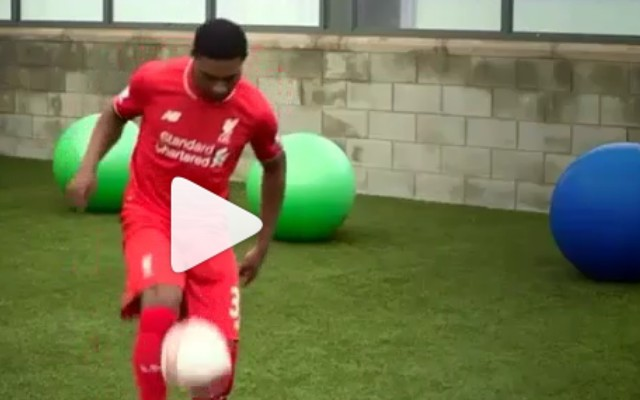 (Video) Klopp tries and fails to match Liverpool stars' skills – obviously bursts out laughing