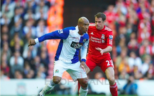 Liverpool fans react with fury after Diouf's inflamatory comments