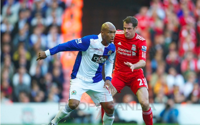 Carragher responds in hilarious fashion to Diouf's 'Turkey jibe'