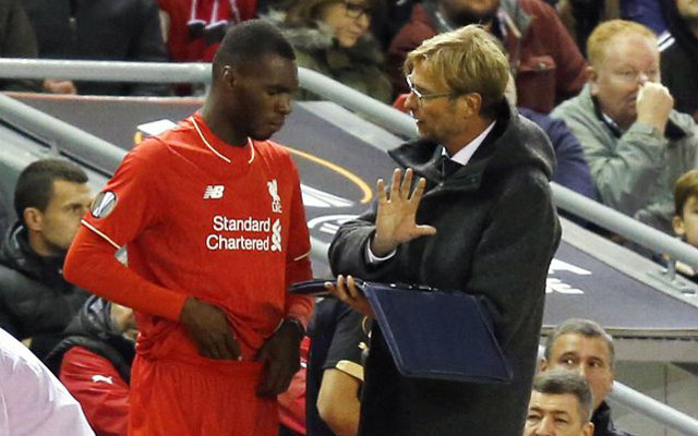 Benteke agrees personal terms with Palace; desperate for move but Liverpool holding out for £££