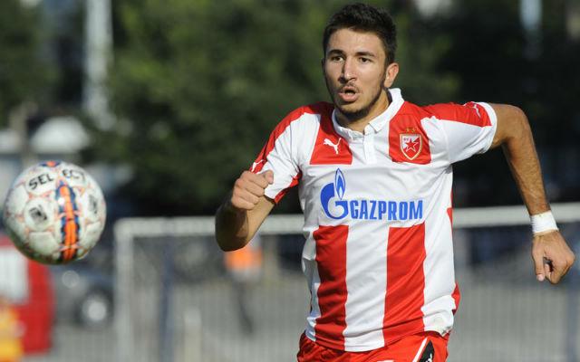 (Video) Marko Grujic scores Red Star Belgrade brace