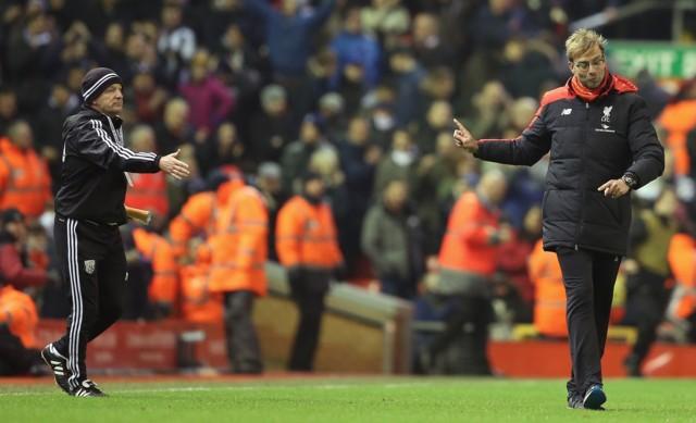Liverpool boss: Why I didn't shake Tony Pulis's hand