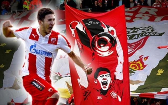 Marko Grujic confirms Liverpool move with Facebook post dubbing him 'The New Steven Gerrard'