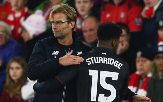 Klopp explains decision not to use Sturridge at all during Villarreal 1-0 Liverpool