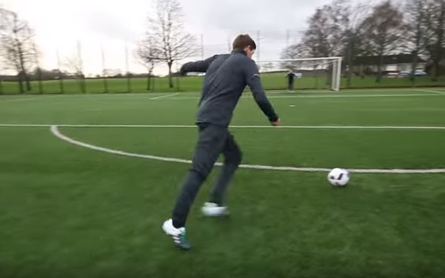 (Video) Evidence that Steven Gerrard is maybe the best natural striker of a football ever