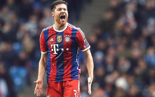 (Image) Xabi Alonso's subtle Bayern locker sticker proves he still loves Liverpool