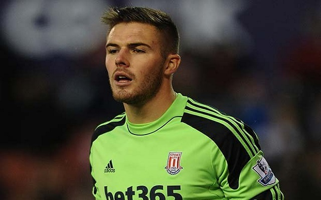 Mark Hughes says suitors would need to pay more than £20 million for Butland