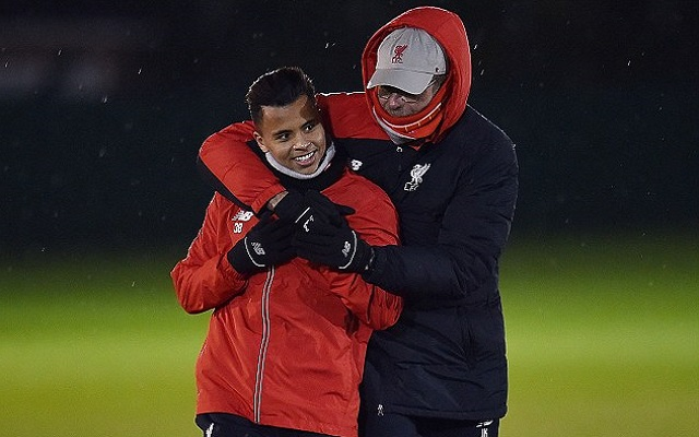 Liverpool's Brazilian prodigy Allan Rodrigues to make exciting loan move