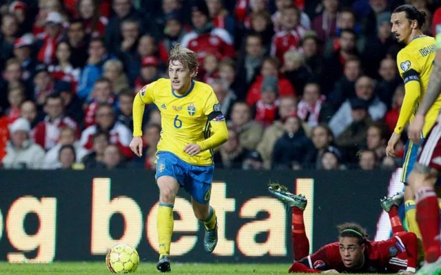 Liverpool linked with £6.6m Swedish international (Bild)