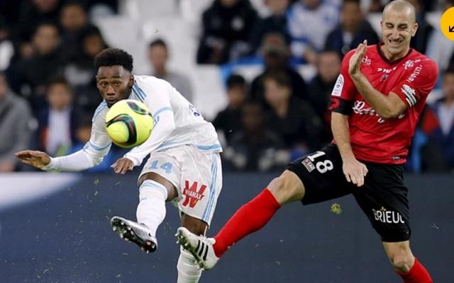 Liverpool linked with nine-goal Georges-Kévin N'Koudou