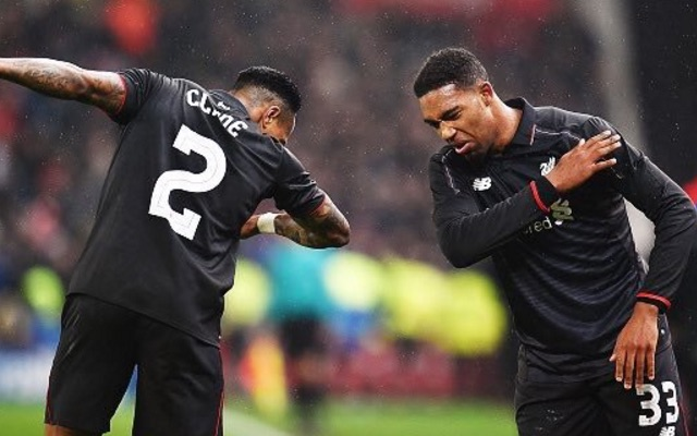 (Images) Jordon Ibe clears his Liverpool locker; £15m transfer looks imminent