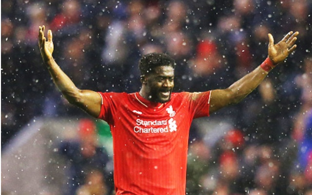 "Kolo Toure says he'll ""fight"" to stay at Liverpool"