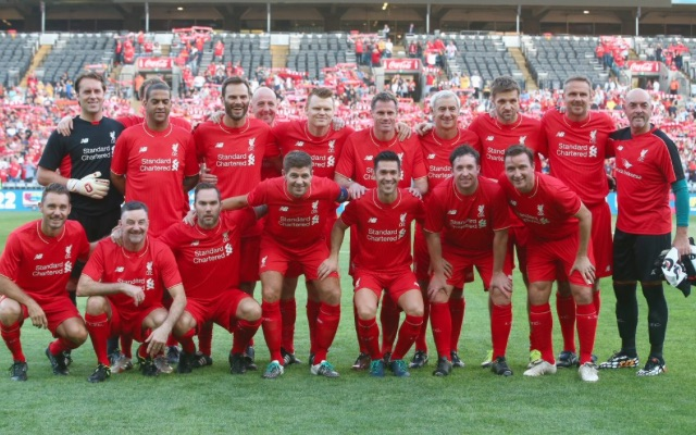 Liverpool Legends 4-0 win in Australia: Pictures & report as strikers roll back the years