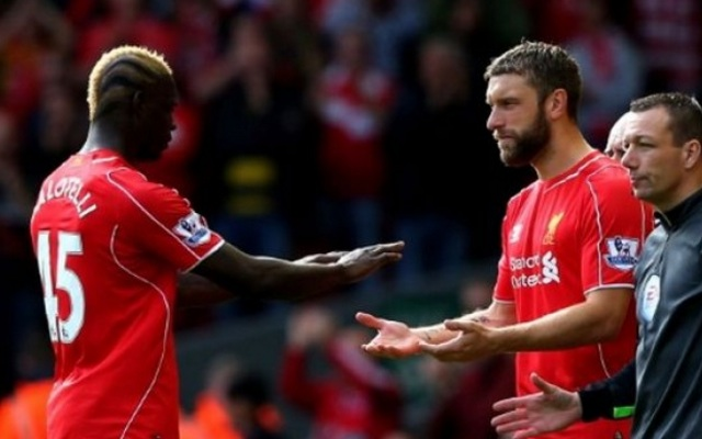 Rodgers patronises Lambert and admits never wanting fellow Liverpool flop