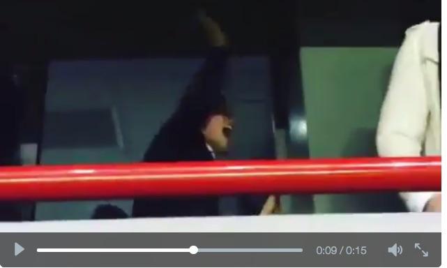 Watch Martin Skrtel's amazing celebration last night – Liverpool ace goes ballistic