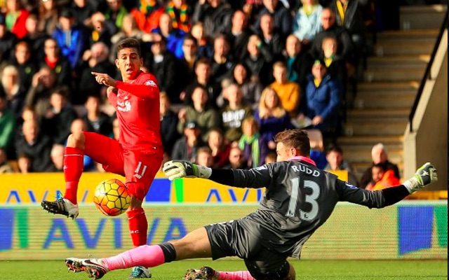Klopp thrilled with Firmino progress which has given him selection dilemma