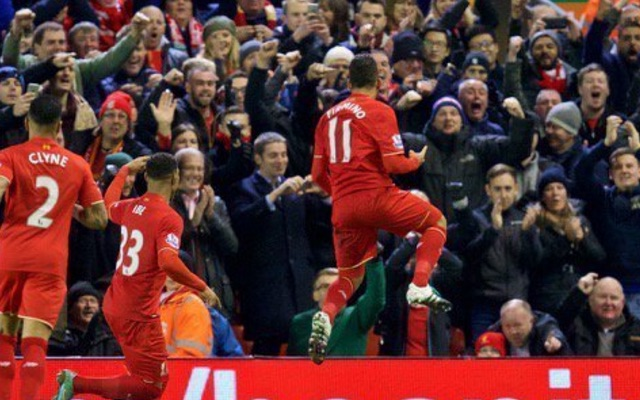Klopp again explains Firmino's best position after four goals in three Liverpool games