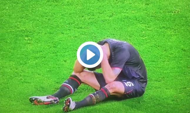 Dejan Lovren receives rollicking from Croatia boss – possibly binned from Euro 2016 squad