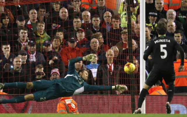 Liverpool v Stoke highlights & match report: Mignolet's fingers & Allen's right foot send us to Wembley