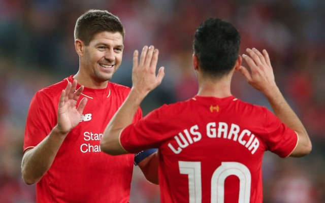 Luis Garcia expertly trolls Chelsea with magnificent Halloween costume