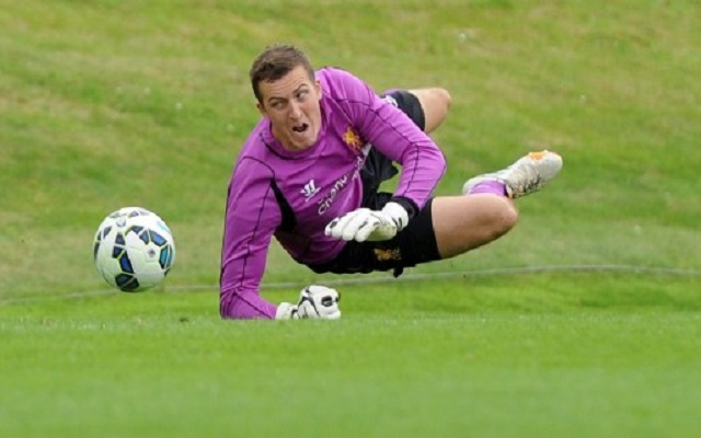 Portsmouth pick up Reds 'keeper on loan