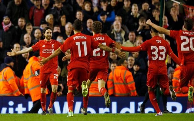 Liverpool fans demand Joe Allen a starting spot following penalty glory