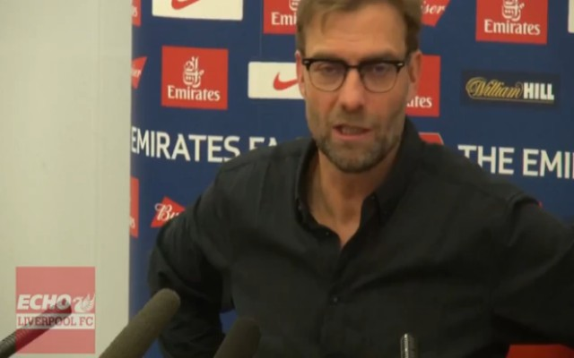 Klopp: If players want to leave Liverpool, they can leave