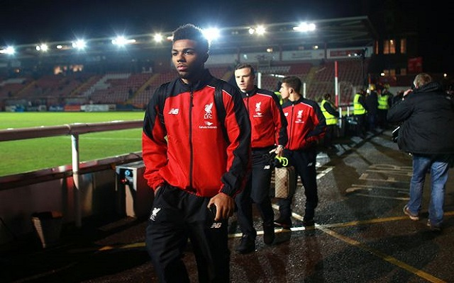 Exeter 2-2 Liverpool: Klopp says U21s will get another chance in the replay