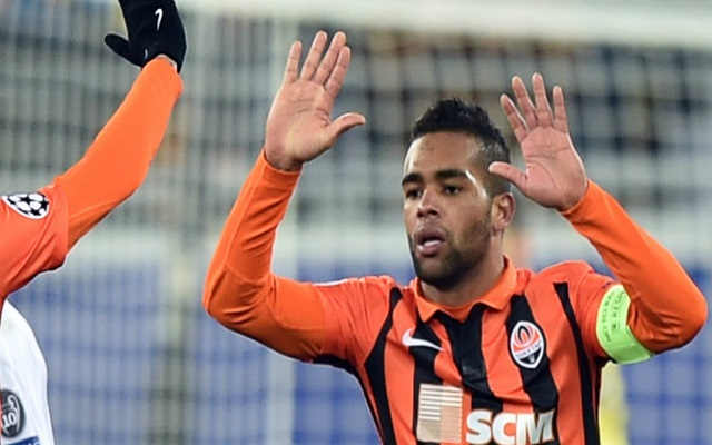 Alex Teixeira on the brink of £38.4 million move to China