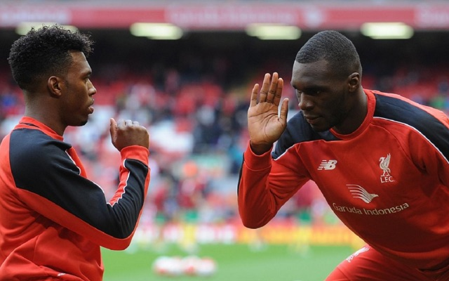 Christian Benteke prepared to stay fight for his place if Liverpool continue to reject offers