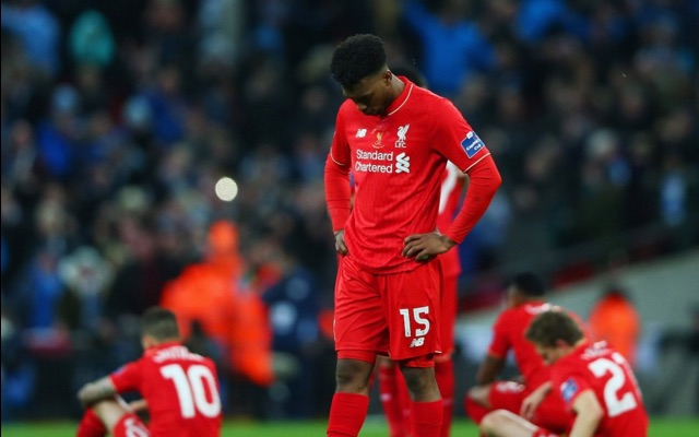 Daniel Sturridge injured – highly likely to miss Arsenal clash on opening day