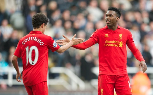 Predicted Liverpool XI v Man United: Coutinho & Sturridge brought back for huge European showdown