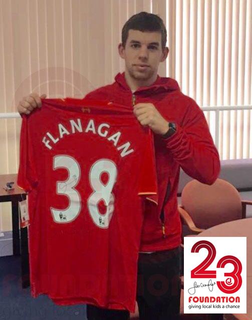 Flanno Signed Shirt