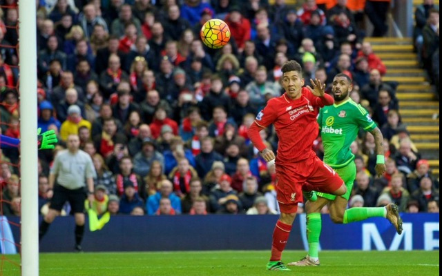 Liverpool 2-2 Sunderland – Match Report and highlights from Anfield
