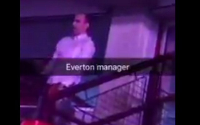 (Video) Roberto Martinez embarrasses himself HORRENDOUSLY dancing at Jason Derulo concert! (If Brendan did this…)