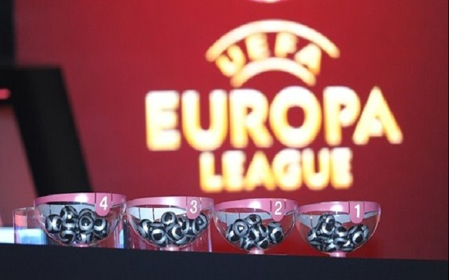 Could Liverpool draw Manchester United in Europa League last-16?