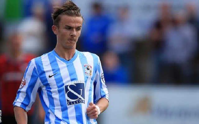 Liverpool battling with Spurs for Coventry starlet [Reliable Source]