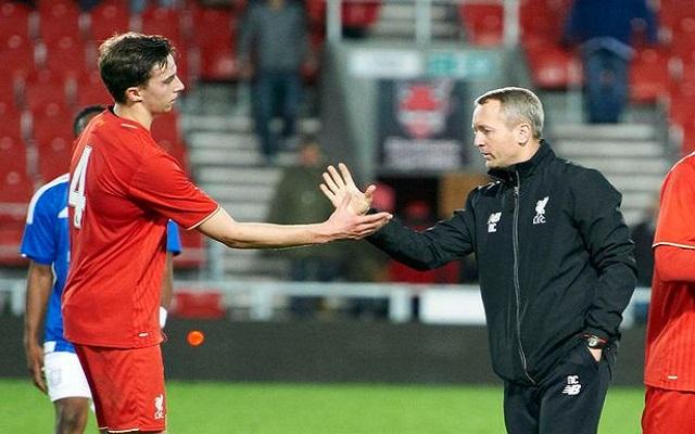 Liverpool's Irishman waxes lyrical about Jurgen Klopp
