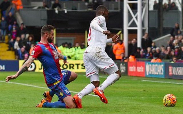 Liverpool name hefty Christian Benteke price-tag, with Crystal Palace sniffing