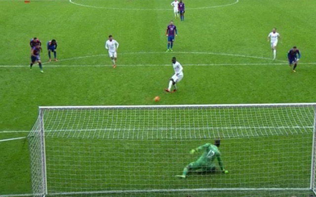 Crystal Palace 1-2 Liverpool: Video highlights & report as Benteke clinches win