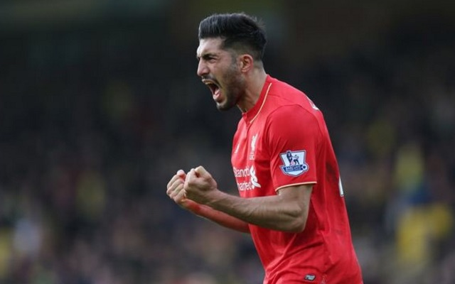 Fan Opinion : Emre Can could be the key to Europa League Glory