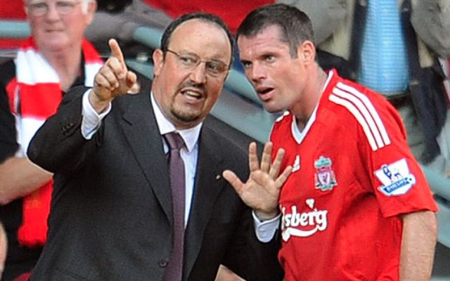 Jamie Carragher reveals Rafael Benitez's favourite touchline shout – outlines what Newcastle can expect