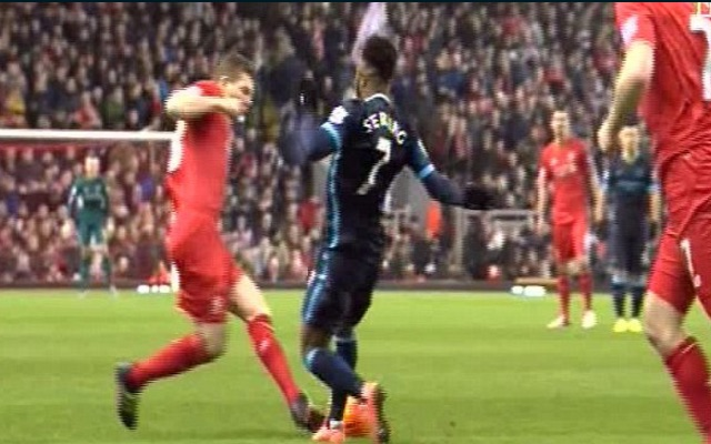 Flanagan explains why he went in so hard on Sterling