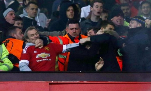 Liverpool charged by UEFA over illicit chants, but Manchester United are not