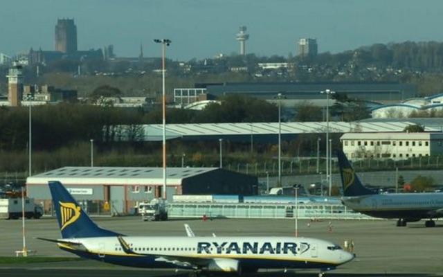 Ryanair holding Liverpool fans to ransom over Dortmund flights