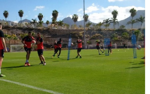 The horrible La Manga forfeit Klopp had five Liverpool stars do for losing 6-a-side training match