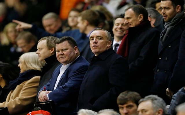 "Outgoing Liverpool chief executive praises ""inspirational"" Hillsborough victims"